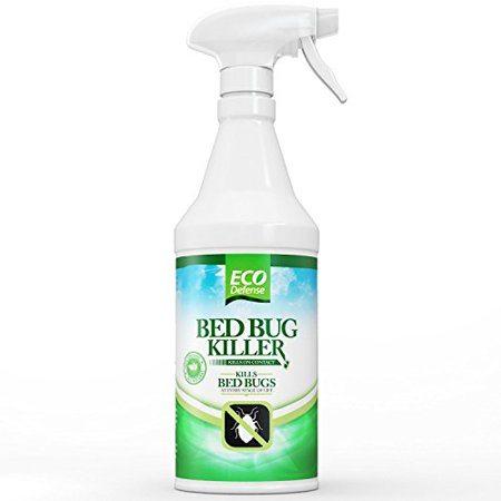 1 Eco Defense Best Bed Bug Spray