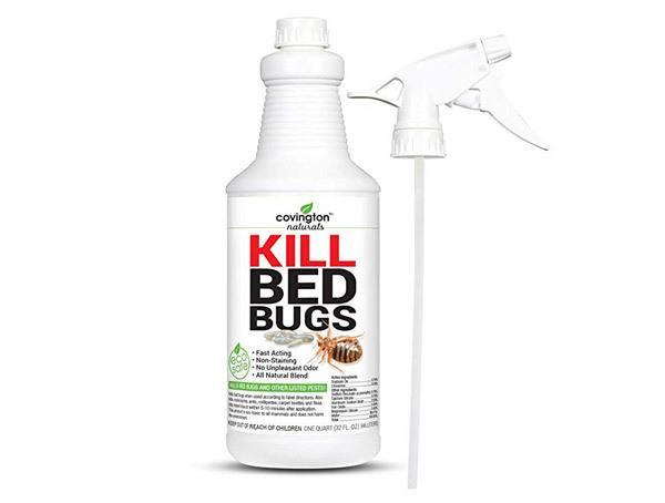 Covington Fast Acting Natural Organic Bed Bug Spray